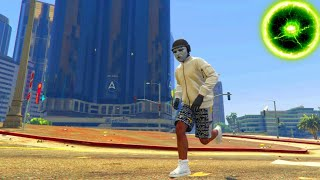 GTA 5 Online  when you play against the laggy TRYHARD