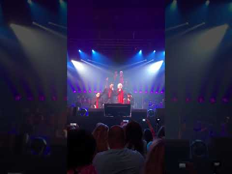 The Osmond Borthers final performance together at Marie Osmond's Birthday Celebration Part 2