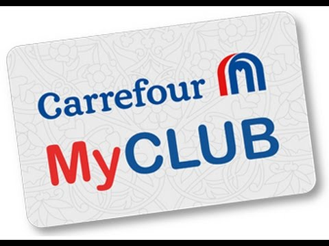 Register UAE Carrefour Myclub card from your home