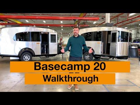 2021 Airstream Basecamp 20 | Walkthrough Video