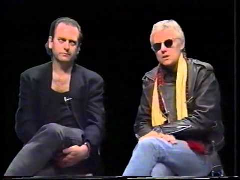 The Cross Blue Rock Interview 1991 (Roger Taylor & Spike Edney)