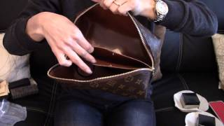 Louis Vuitton Unboxing and Reveal Thumbnail