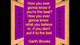 Classic Country Music Quotes Video