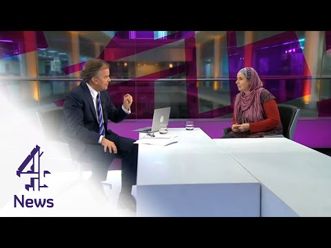 How should Muslims respond to prophet Mohammed cartoons? | Channel 4 News