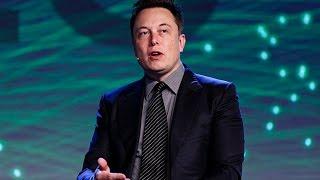 Elon Musk, CEO of Tesla at ONS 2014