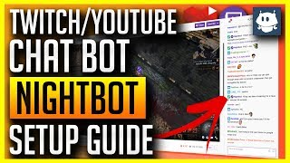 Nightbot - Twitch/YouTube Setup (Commands, Giveaways, Spam Protection + More)