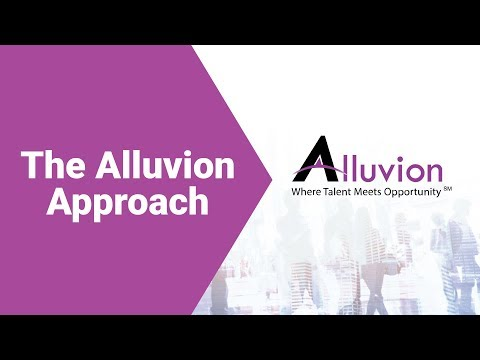 About Our Professional Staffing Company - Alluvion Staffing