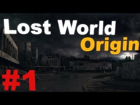 S.T.A.L.K.E.R.- Lost World Requital - Прохождение - 1 часть