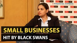 Small businesses hit by Black Swans: Business and Credit, both become difficult for MSMEs