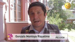 """Alcalde Gonzalo Montoya, firmó acuerdo de colaboración """"Red contra la violencia y la Discriminación"""""""