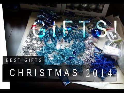 Best Christmas Gift Ideas - DECEMBER 2014 - YouTube