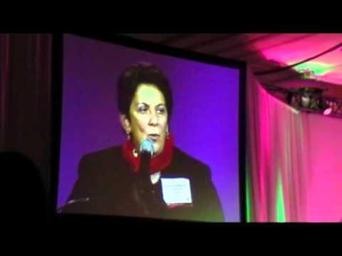 Deb Willig Philadelphia Business Journal Women of Distinction Award 2010