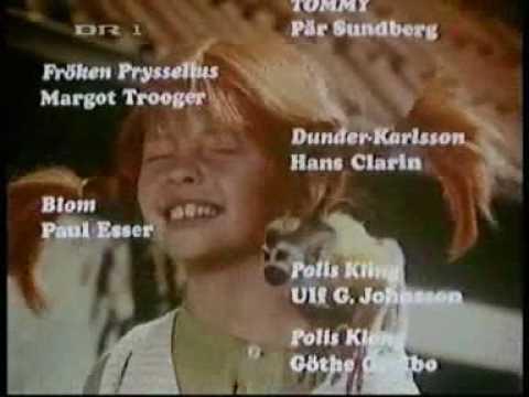 Pippi Langstrømpes sang