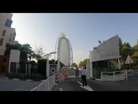 Burj Al Arab – The World's Only 7 Star Hotel, Dubai