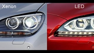 LED VS XENON