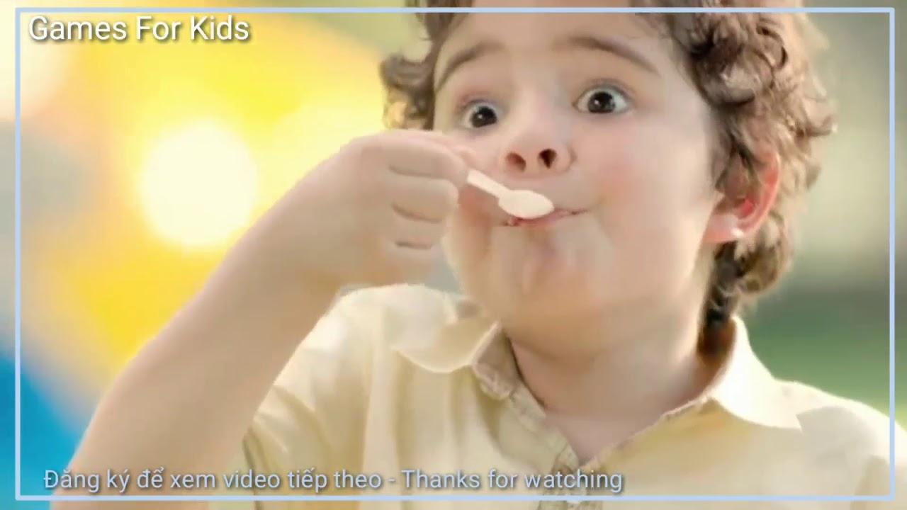 Quảng cáo cho bé xem hay vui nhộn