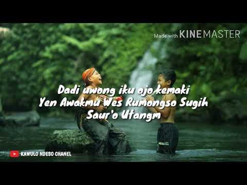 Story Wa Bahasa Jawa Kawulondeso
