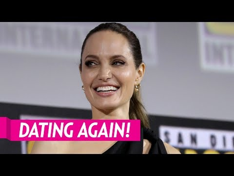 Angelina Jolie is Dating Again After Messy Split from Brad Pitt