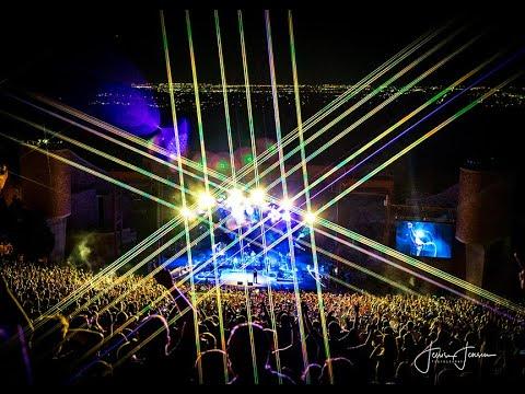 The Motet - Live at Red Rocks Amphitheatre - Morrison, CO - 7/12/2019