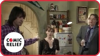 Kylie Minogue and Men Behaving Badly - Classic Comic Relief