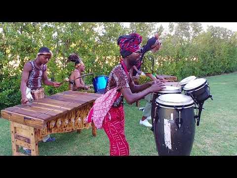 Marimba Band Cape
