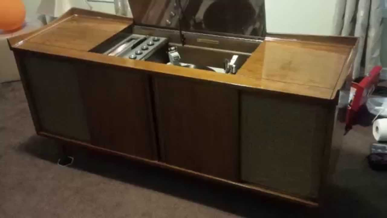Electrohome Kalmar Console Stereo Receiver Video #60   Completed   YouTube