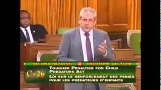 Angus asks about victims and missing and murdered aboriginal women