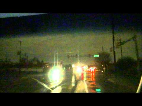 Power Flash NW Oklahoma City during Severe Storm.. 4-23-13