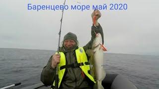 Ловля трески в Баренцевом море Cod fishing in the Barents sea