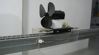 MAGLEV Magnetic Levitation Train