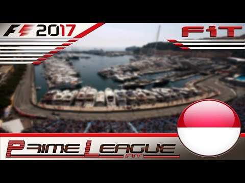 Prime League F1 2017 #06 GP Monaco 17.11.17