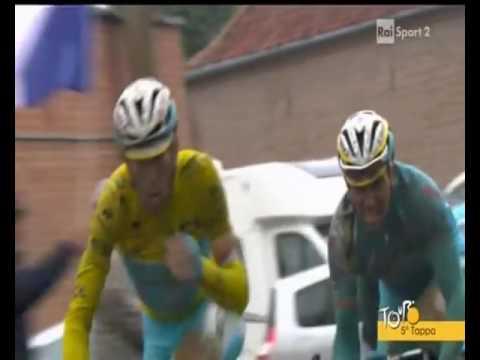 Tour de France 2014, 5a tappa Boom vince ma che capolavoro Nibali