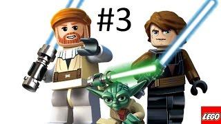 [PS2] LEGO StarWars: The Videogame Прохождение #3