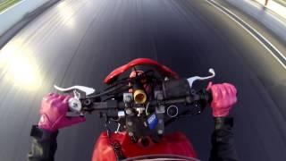 hannah 8 13 14 buell blast dragbike