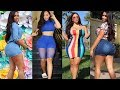 SUMMER 2018 VIBES WITH FASHION NOVA CURVE | MISSSPERU