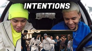Download Lagu Justin Bieber - Intentions ft Quavo REACTION REVIEW MP3