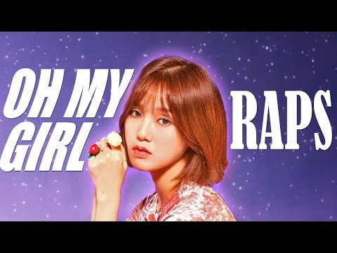 OH MY GIRL - RAPS COMPILATION [MIMI RAPS]