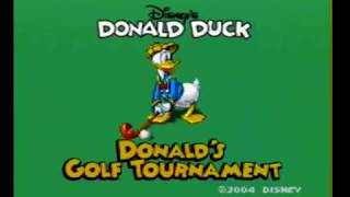 Plug and Play - Disney's Donald Duck Golf Tournament