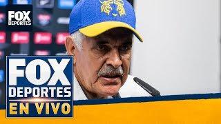 FDenVivo: Ricardo Ferretti en conferencia de prensa