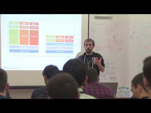"""Mindera Tech Day - Talk: """"Configuration and Cloud: A little of the deploying magic"""" by João Cravo"""