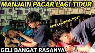 Download Mp3 Manjain Pacar Yang Lagi Tidur, Auto Gagal Fokus 😱