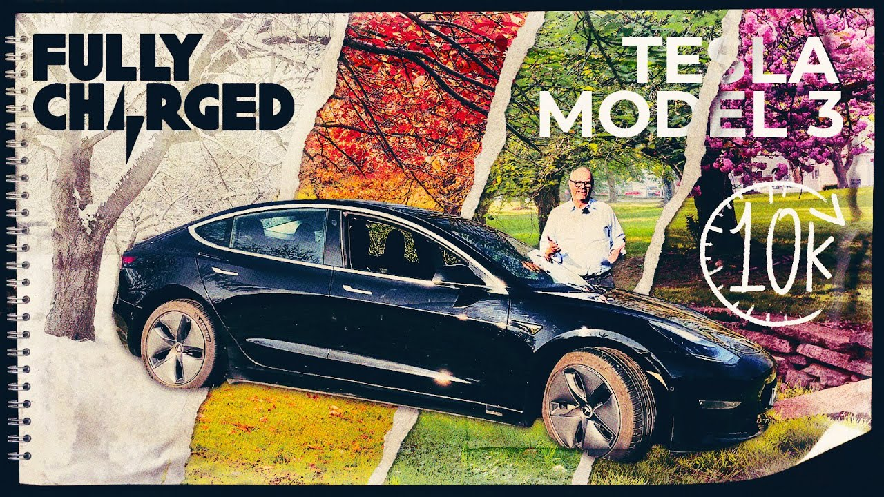 Positives and negatives of the Tesla Model 3 at 10k miles ...