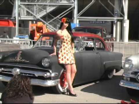 Rockabilly Rod Reunion Carshow YouTube - Rockabilly car show