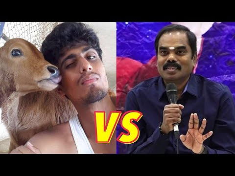 Is Halal Meat Cruel? | Response to Naveen Balaji | Tamil | Eng Subs