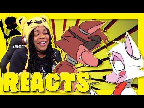 Chica is Cray Cray | FNAF Episode 1, 2, & 3 | Tony Crynight Reaction | AyChristene Reacts