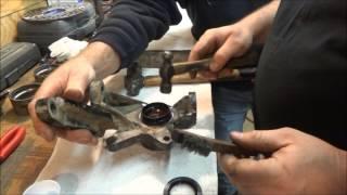Wheel Bearing Removal & Install