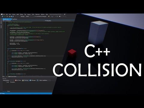 C++ Collision and Delegates UE4 / Unreal Engine 4 C++