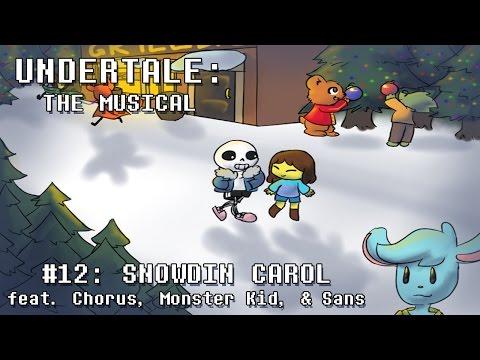 Undertale the Musical - Snowdin Carol