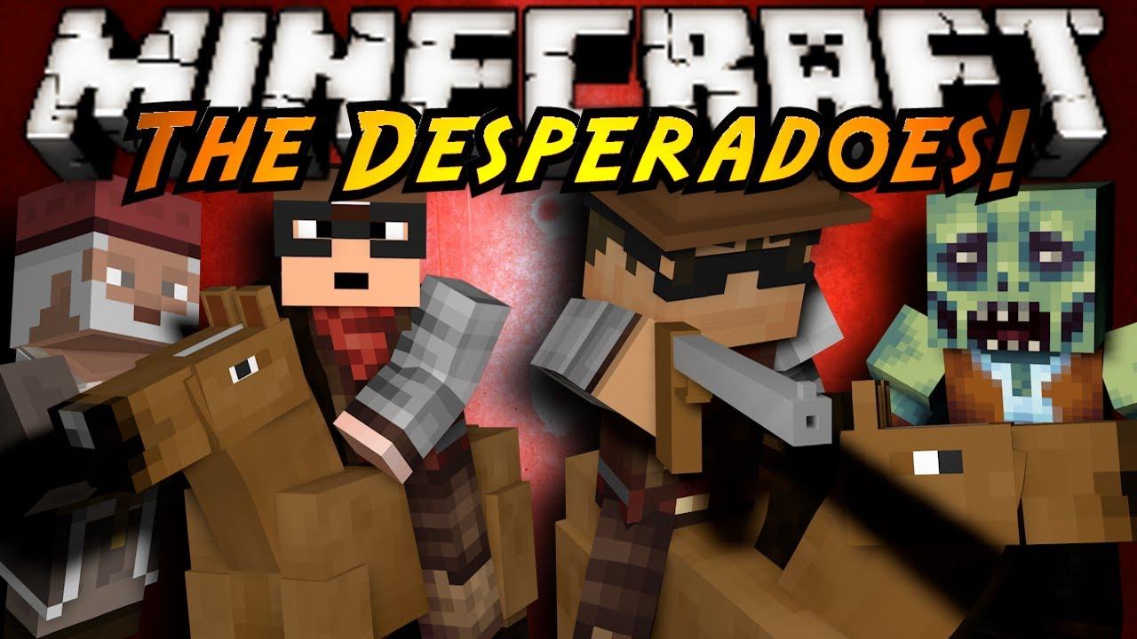 Minecraft Desperado Part YouTube - Minecraft desperado hauser