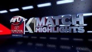 Round 6 AFL - Essendon v GWS Highlights